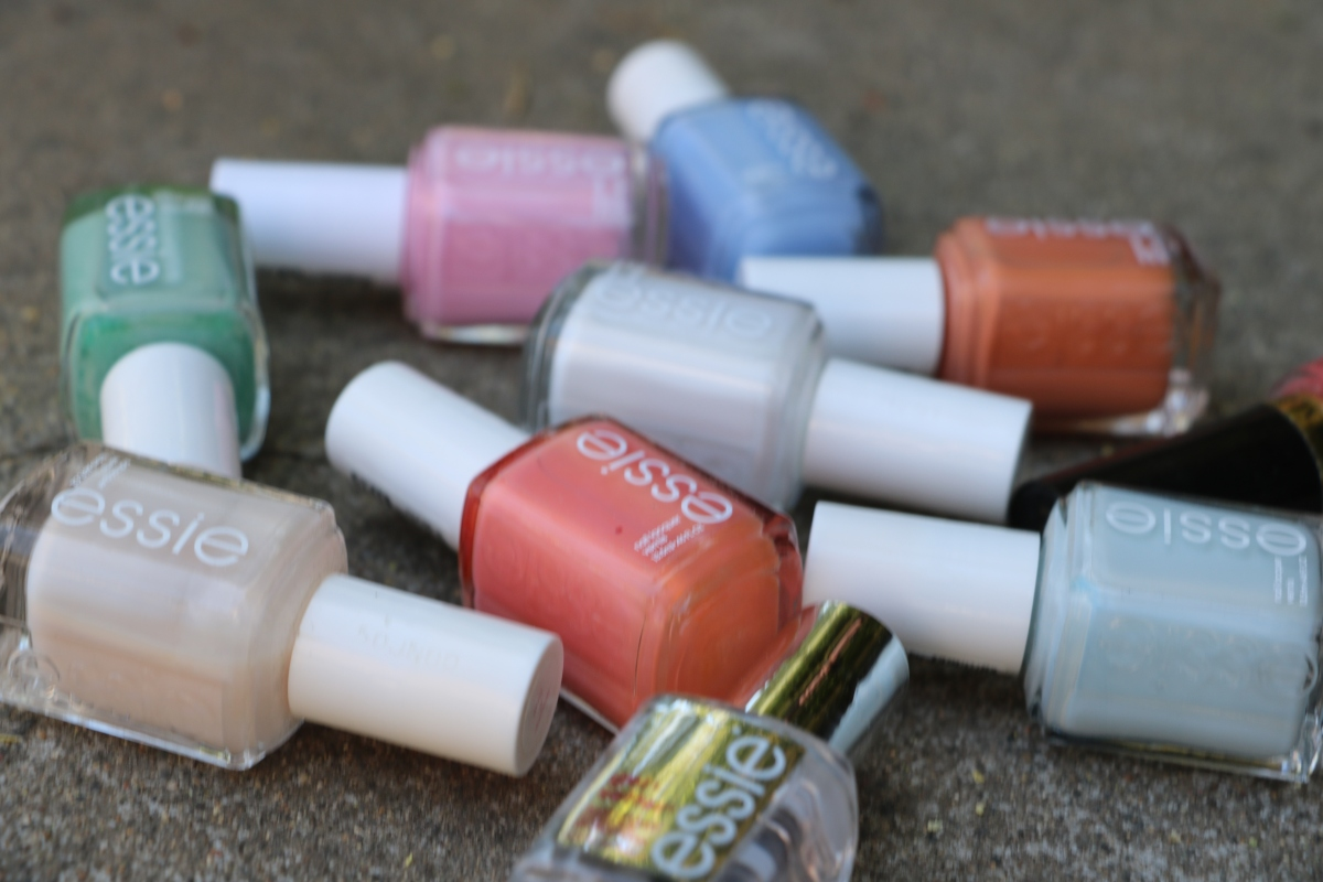 Favorite Summer Nail Polish